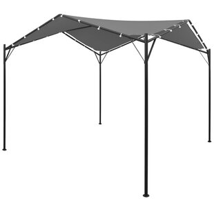 Ingelido 4m X 4m Steel Party Tent By Sol 72 Outdoor
