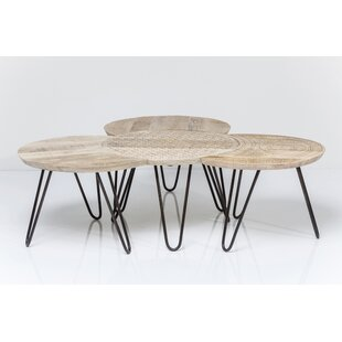 Puro 4 Piece Coffee Table Set By KARE Design