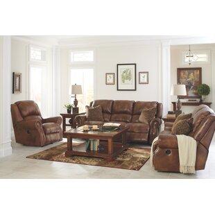 Red Barrel Studio Neva Reclining Configurable Living Room Set