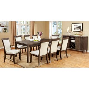 Gayet 9 Piece Dining Set by Hokku Designs