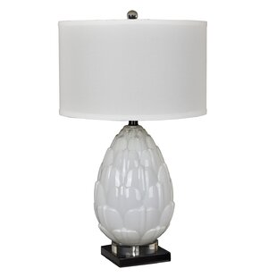Ivy Bronx Tamu Artichoke 28'' Table Lamp