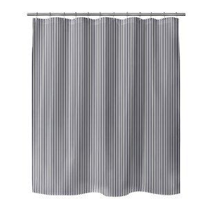 Mairead Stripe Shower Curtain ByHighland Dunes