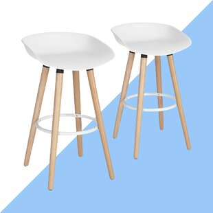 Tata 68cm Bar Stool (Set Of 2) By Hashtag Home