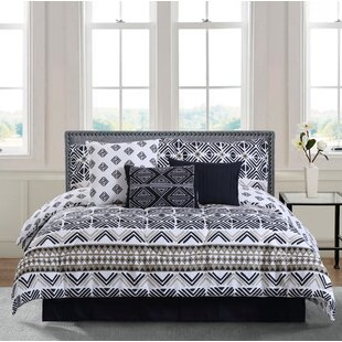 Eisenach 7 Piece Reversible Comforter Set
