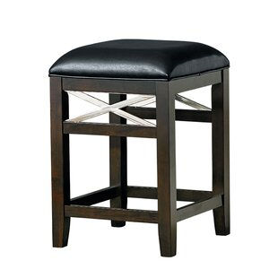 Caton 25 Bar Stool with Cushion (Set of 2) by Darby Home Co