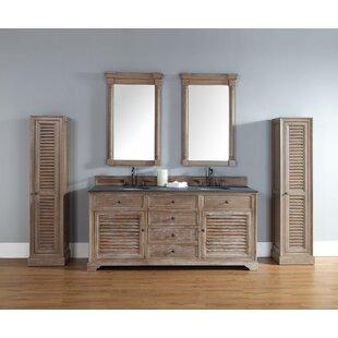 Osmond 72 Double Bathroom Vanity Set by Greyleigh