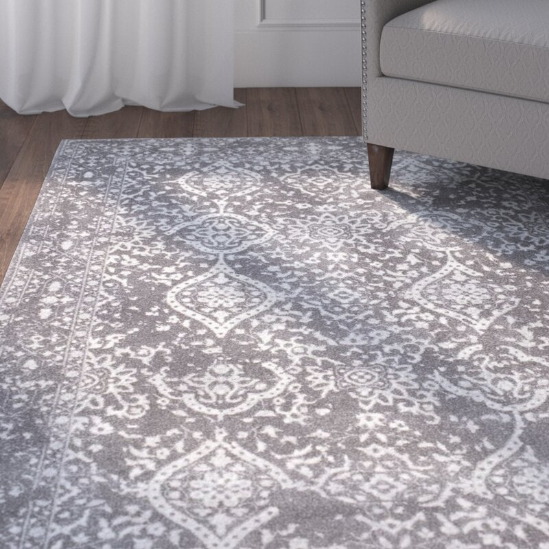 Ayres Gray Area Rug