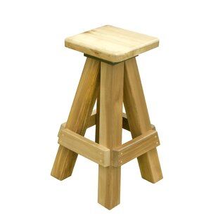 Langner 31 Swivel Bar Stool Gracie Oaks