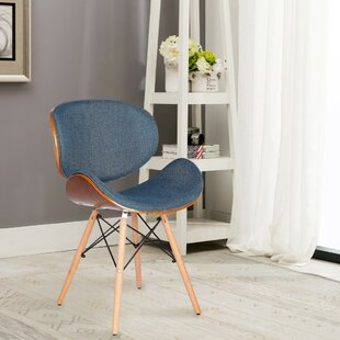 Mucklen Upholstered Dining Chair by George Oliver Top Reviews