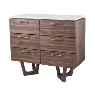 Falconet 6 Drawer Chest By Ebern Designs