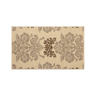 Jaya Tatton Taupe/Beige Indoor/Outdoor Area Rug