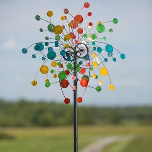 Confetti Garden Wind Spinner