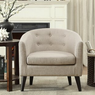 Phipps Barrel Chair by Zip..