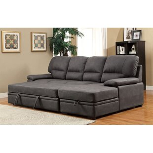 Hermínia Sleeper Sectional