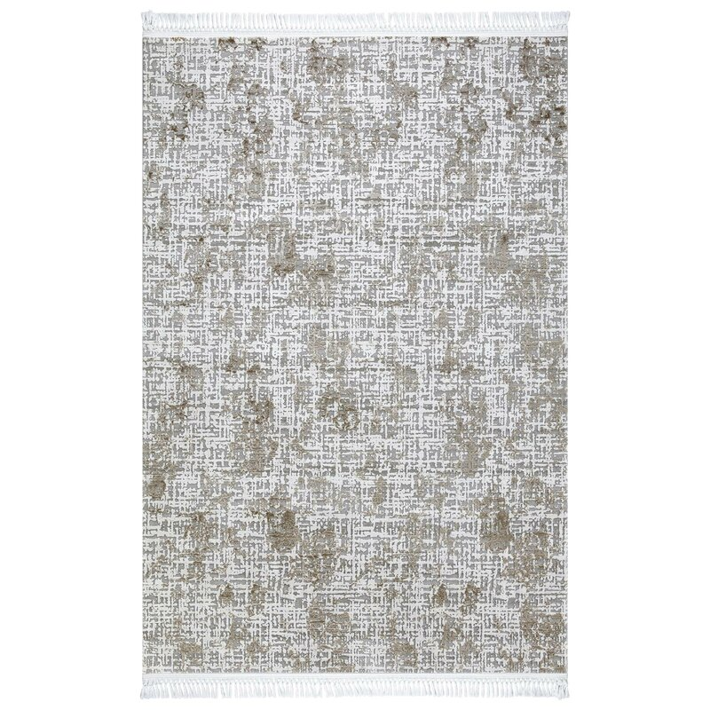 17 Stories Scotti Brown Area Rug Wayfair