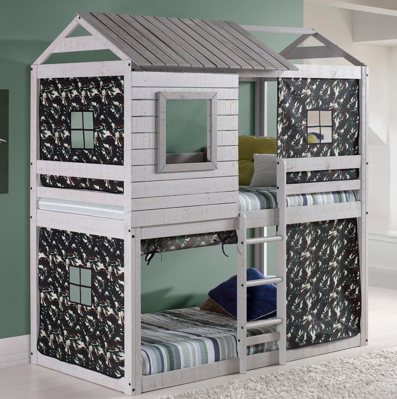 Zoomie Kids Alpha Centauri Bunk Bed Accessory Wayfair