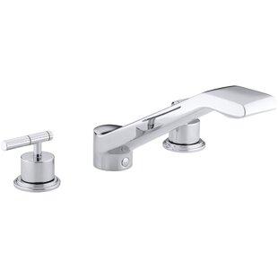 Kohler Taboret Deck-Mount Bath Faucet Tri..
