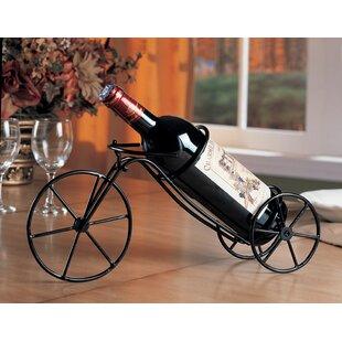 Wildon Home ? Tri City 1 Bottle Tabletop Wine Rack (Set of 2)