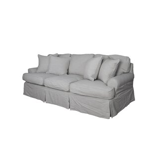 Callie T-Cushion Sofa Slipcover