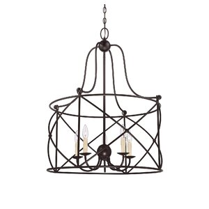 Delia 5-Light Pendant