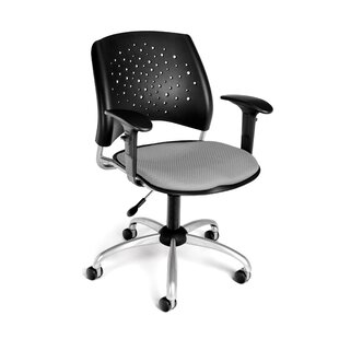 Stars and Moon Task Chair
