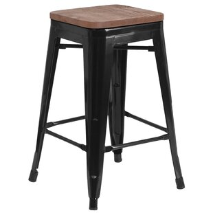Carole 24 Bar Stool Williston Forge