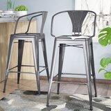 Garlyn 29.5 Bar Stool by 17 Stories