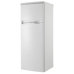 7.3 cu. ft. Compact Refrigerator with Top Freezer by Danby