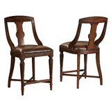 Clitheroe 25 Counter Stool (Set of 2) by Fleur De Lis Living