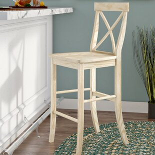 Downey 30 Bar Stool by Beachcrest Home