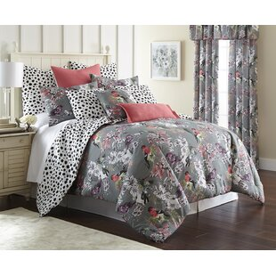 Orean Reversible Comforter Set by Bayou Breeze