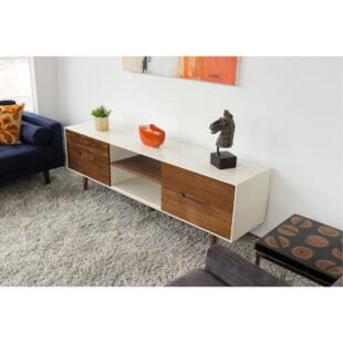 Best Choices Brew TV Stand for TVs up to 70 by George Oliver Reviews (2019) & Buyer's Guide
