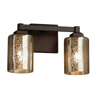 Brayden Studio Luzerne 2-Light Vanity Light