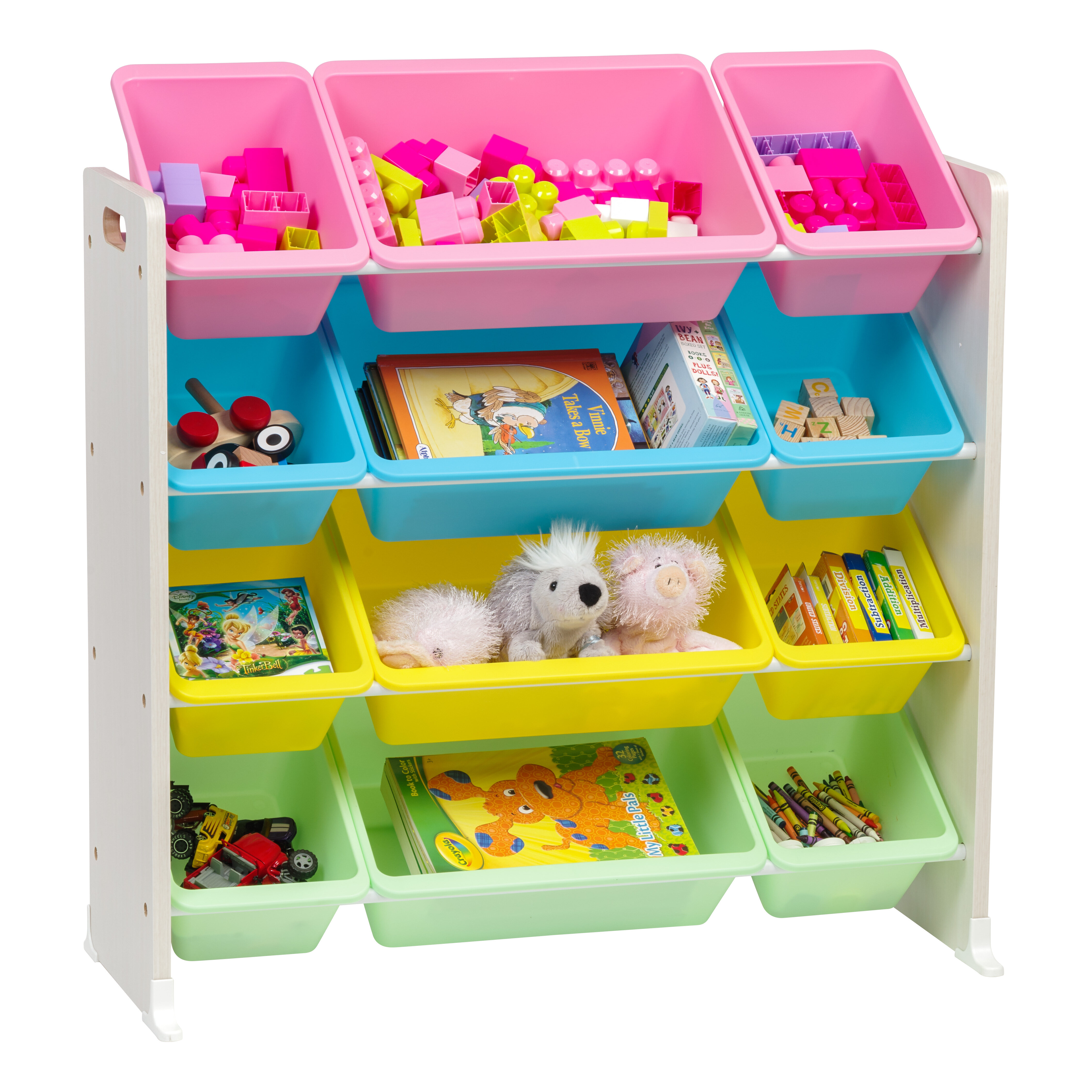 IRIS Personalized Toy Organizer & Reviews | Wayfair