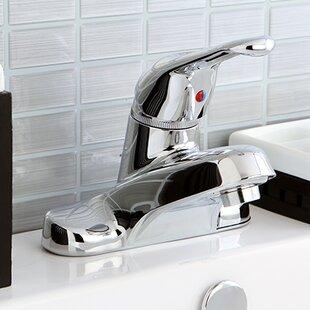 Kingston Brass Wyndham Centerset Bathroom Faucet