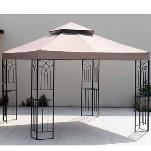 Replacement Canopy for 10' W x 10' D Opp Gazebo by Sunjoy