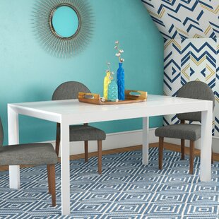 Cannock Extendable Dining Table by Wade Logan