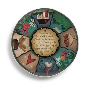 Sweet Table Prayer Lazy Susan by DEMDACO