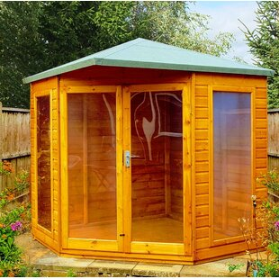 Willesden 7 X 7 Ft. Shiplap Summer House Image