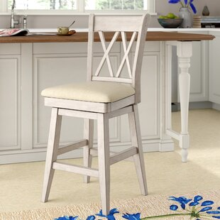 Best Price Colasanto 25.78 Swivel Bar Stool by August Grove Reviews (2019) & Buyer's Guide