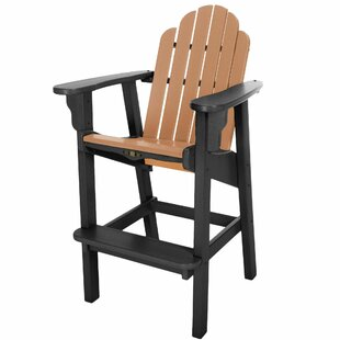Essentials Plastic Adirondack Chair