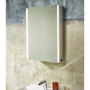 Peasely 49cm X 65cm Surface Mount Mirror Cabinet By Metro Lane
