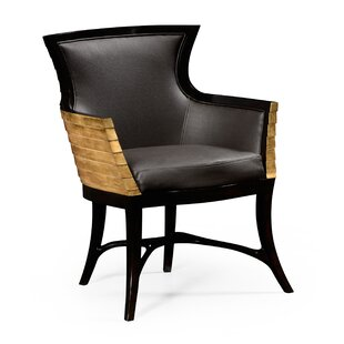 Armchair by Jonathan Charles Fine Furniture