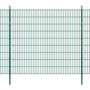 Brimmer 2D 164' X 6' (50m X 1.83m) Picket Fence Panel By Sol 72 Outdoor
