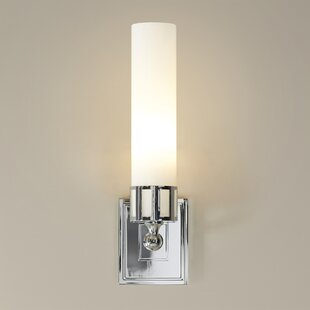 Searching for Dundee 1-Light Wall Sconce By Wade Logan