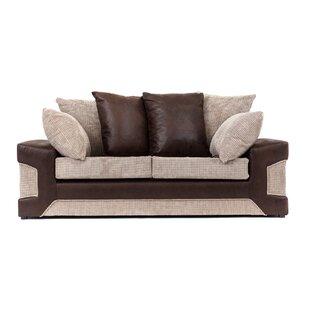 Drakes 3 Seater Sofa By Ebern Designs