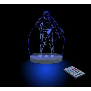 CompassCo Superman LED Night Light