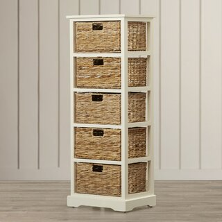 5 Basket Accent Chest by Beachcrest Home SKU:EA772401 Information