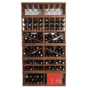 Allaire Floor Wine Rack
