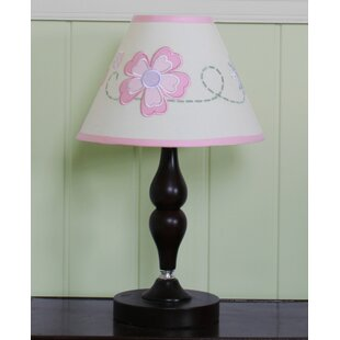 Lauren's Garden 7 Fabric Empire Lamp Shade